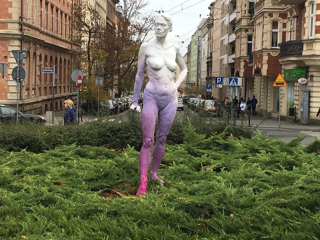 Plac Cyryla Ratajskiego w Poznaniu - Jacek Butlewski