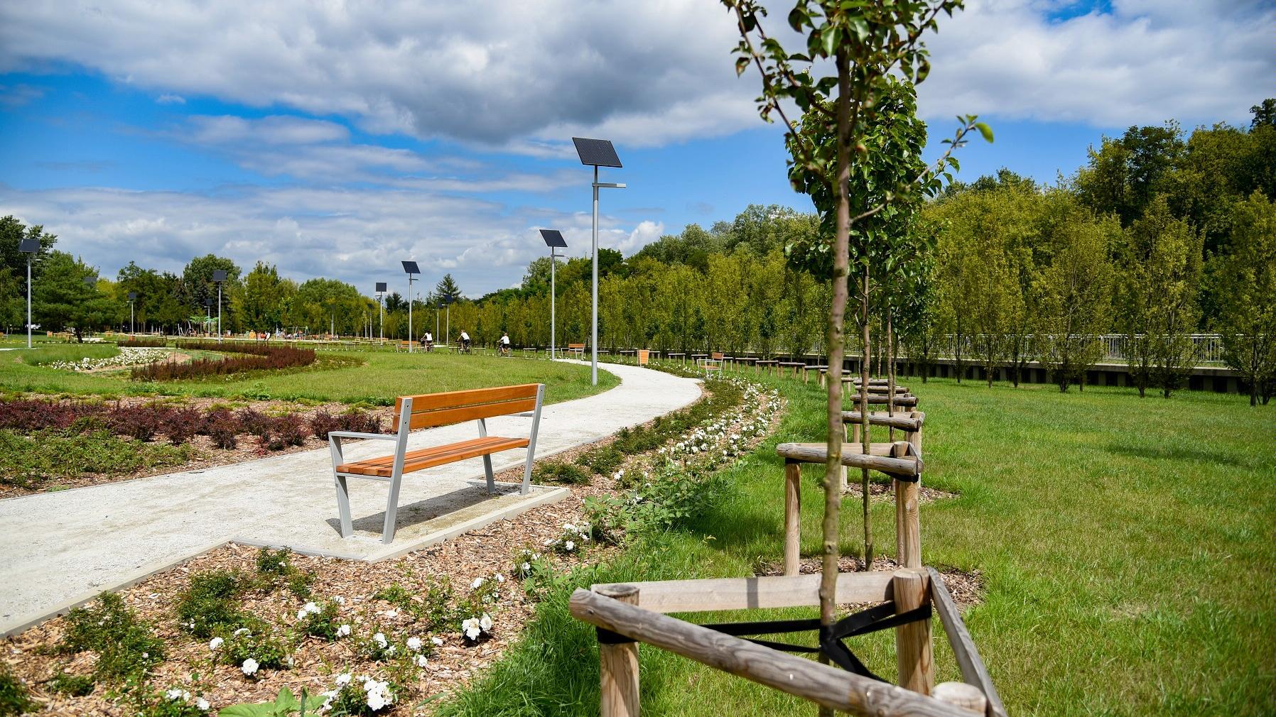 park bambrów poznań - UMP