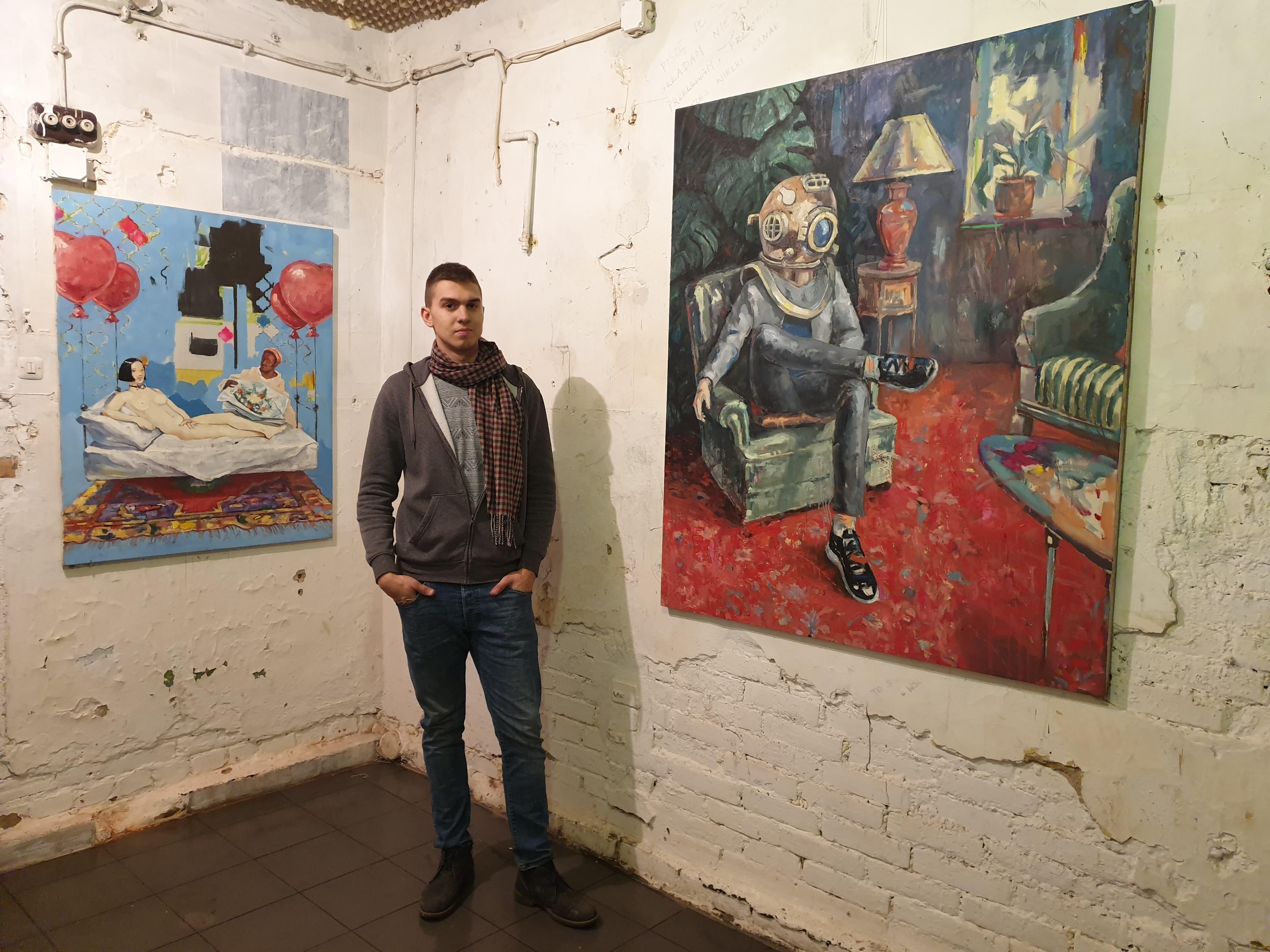 Lubosław Piriankova - wystawa - Jacek Butlewski
