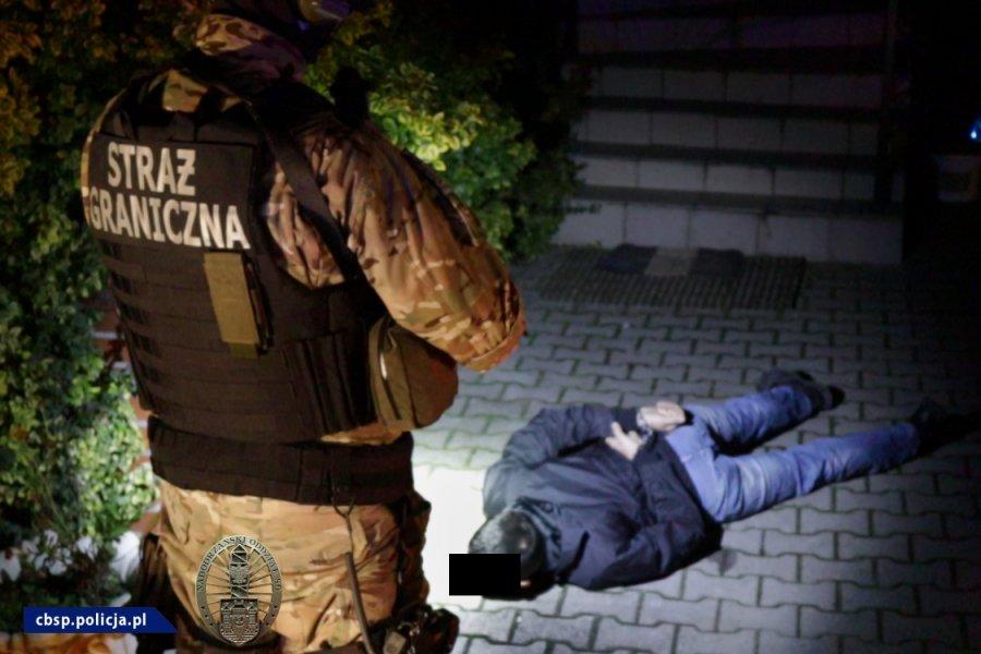 straż graniczna zatrzymanie - www.cbsp.policja.pl
