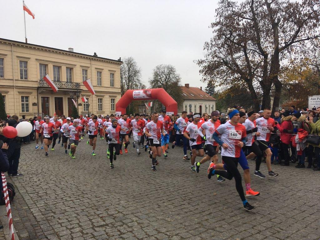 bieg niepodległości gniezno 2019 - Rafał Muniak