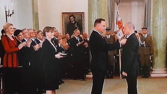 jerzy wojciechowski odznaczony  -  JAZZ W MUZEUM
