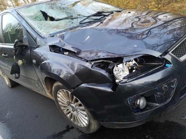 wypadek leszno - Leszczyńska Policja