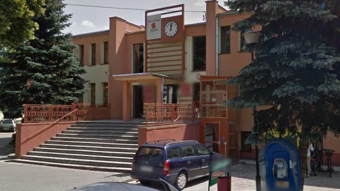 urząd gminy niechanowo - Google Street View