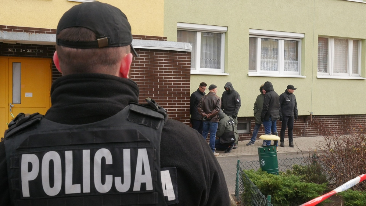 oględziny konin adam c - Sławomir Zasadzki - Radio Poznań