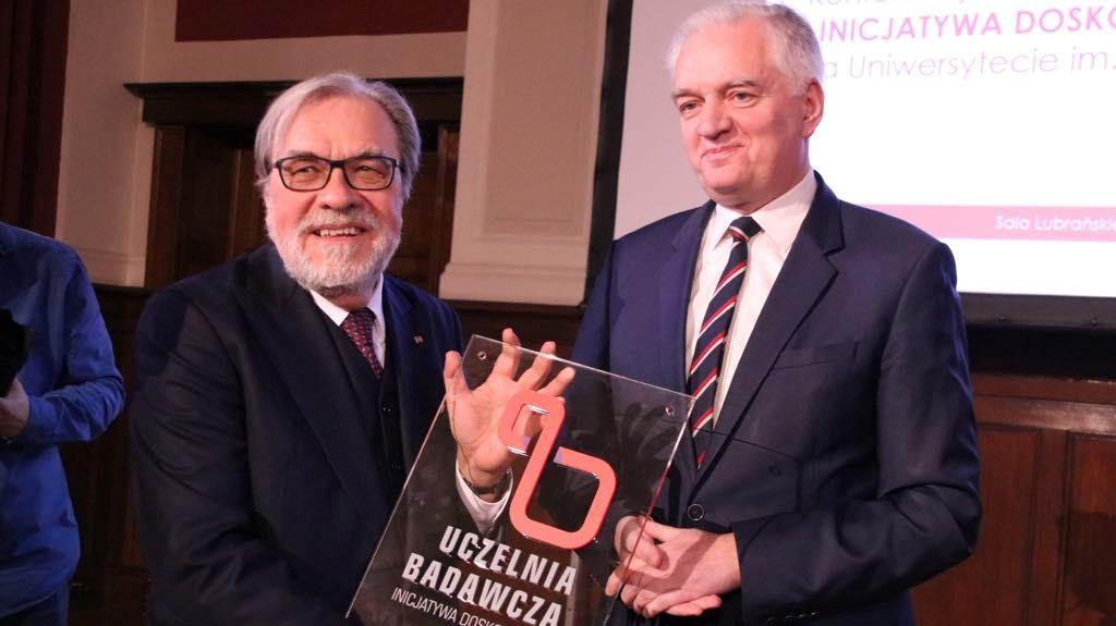 uam badawczy - Adrian Wykrota, Przemysław Stanula - UAM
