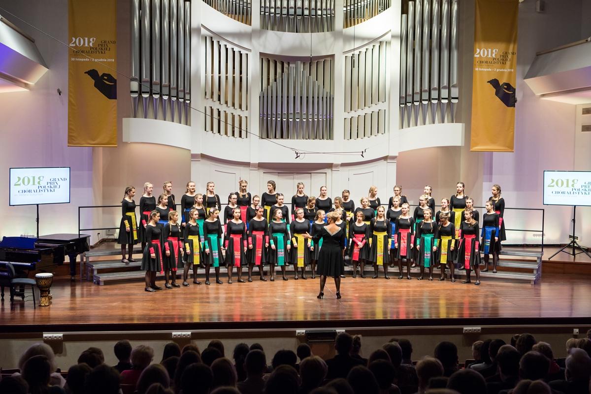 grand prix polskiej chóralistyki chór chóralistyka aula nova  - Materiały prasowe