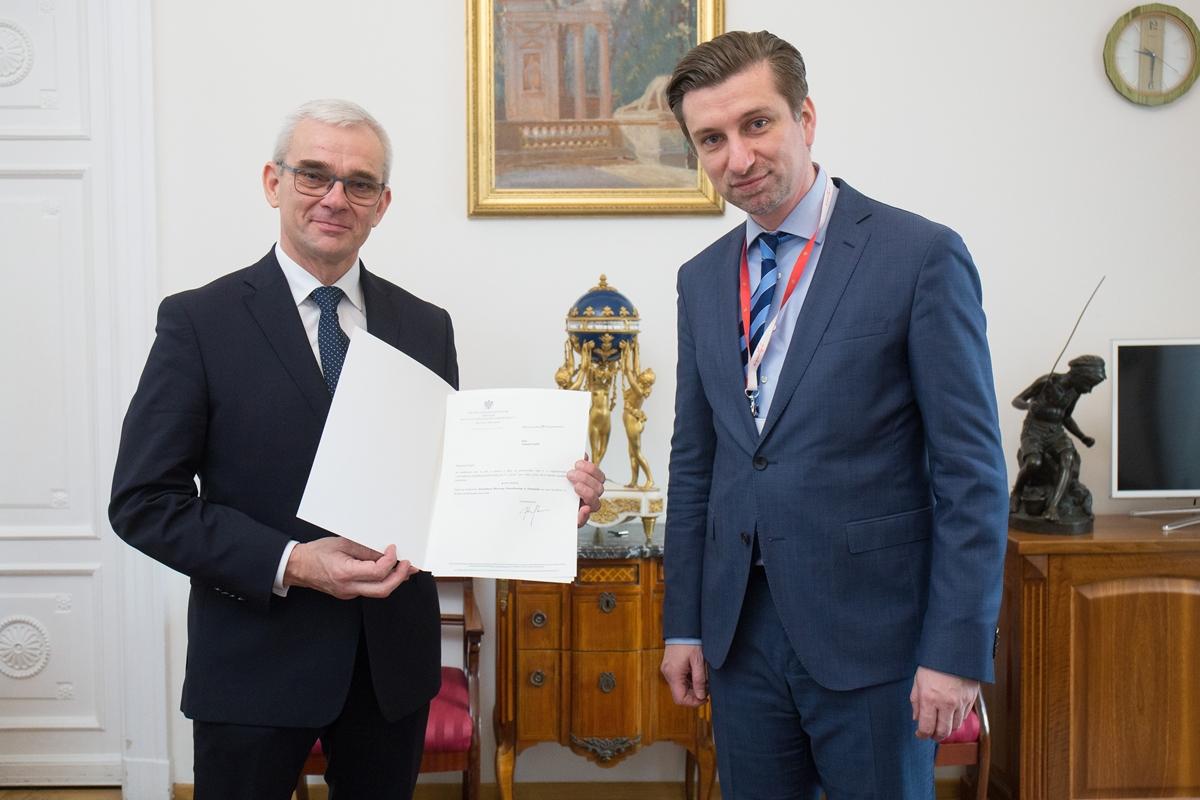 tomasz łęcki muzeum narodowe - Jacek Łagowski - Ministerstwo Kultury i Dziedzictwa Narodowego