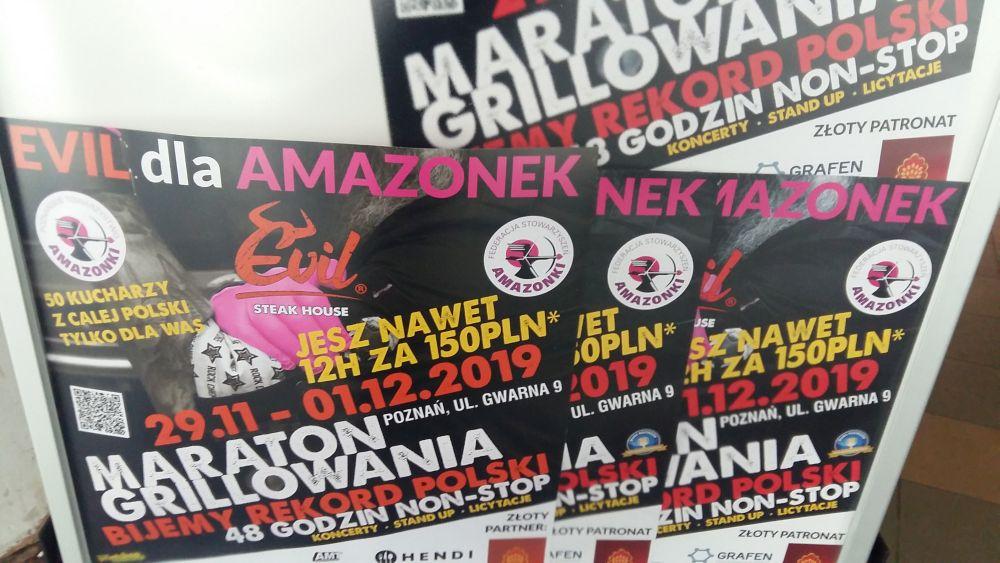 maraton grillowania - Magdalena Konieczna