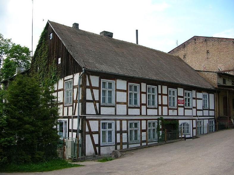 Zabytkowy młyn Krajenka - Wikipedia