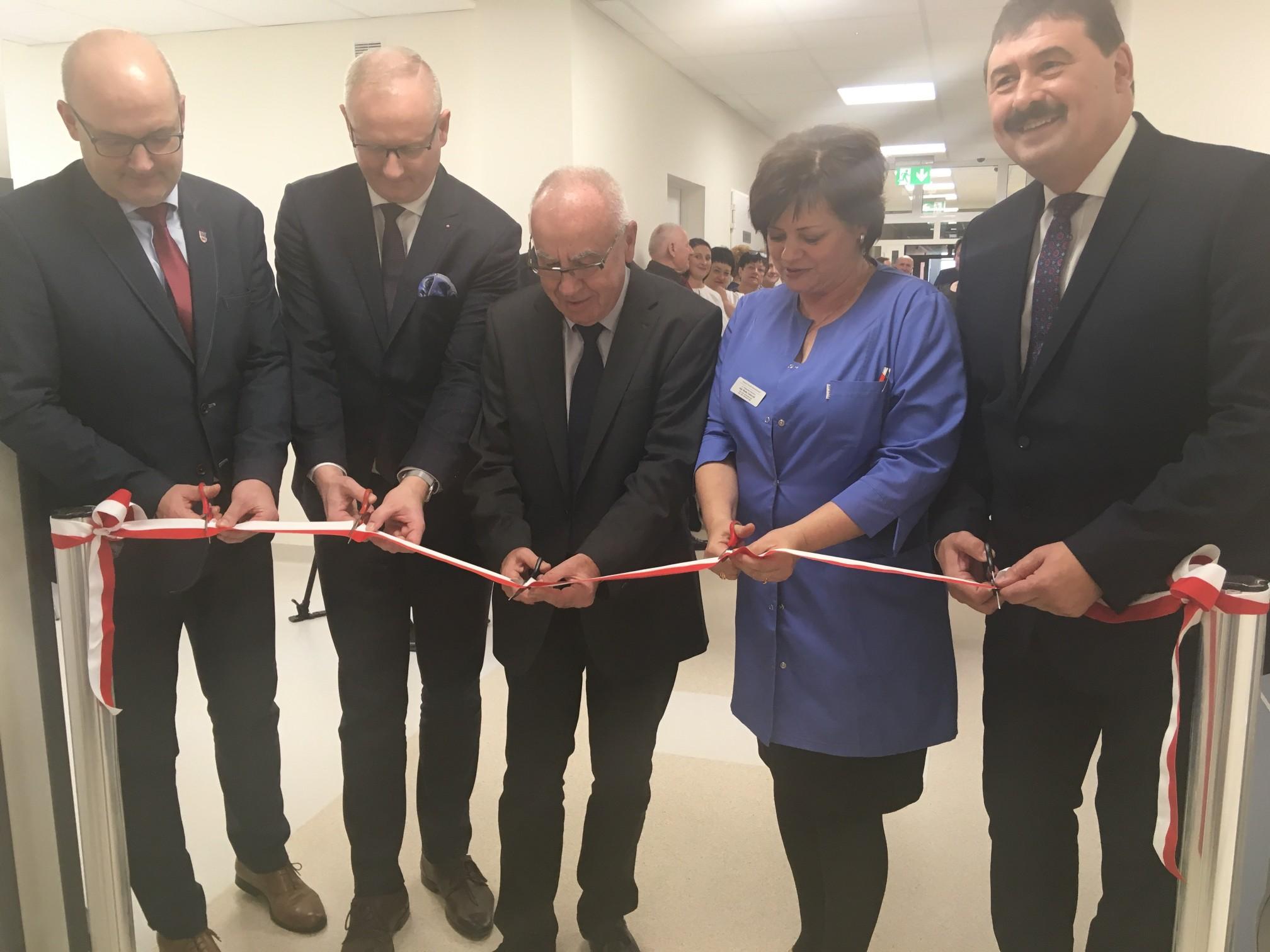 nowy oddział szpital w turku otwarcie - Sławomir Zasadzki