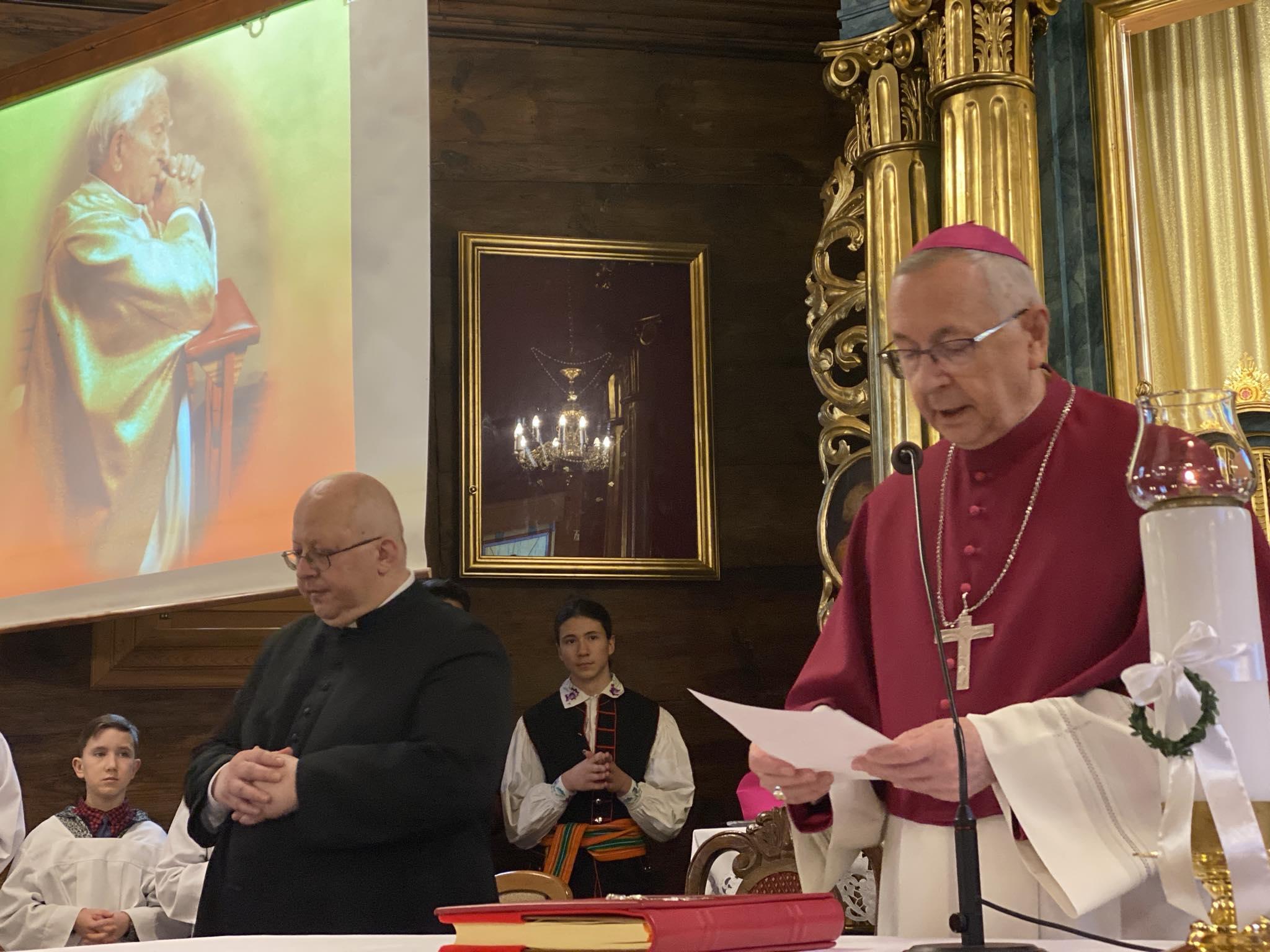 proces beatyfikacyjny ojca mariana żelazko - Michał Jędrkowiak