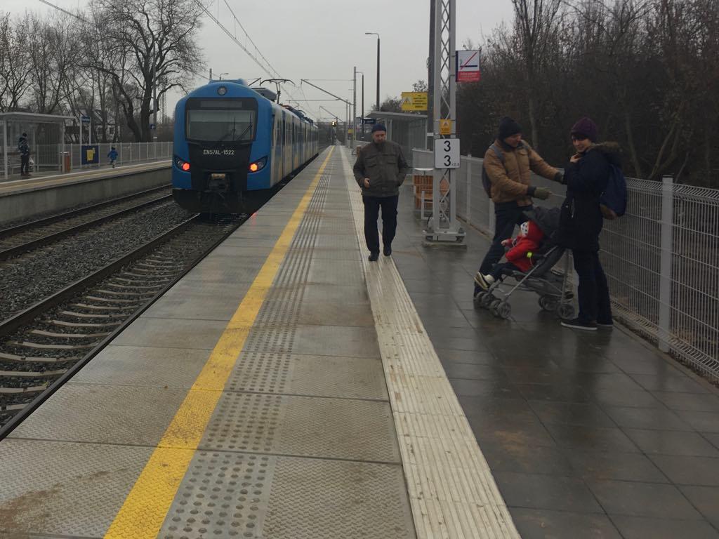 kolej tory pociąg rozkład koleje - Michał Jędrkowiak - Radio Poznań