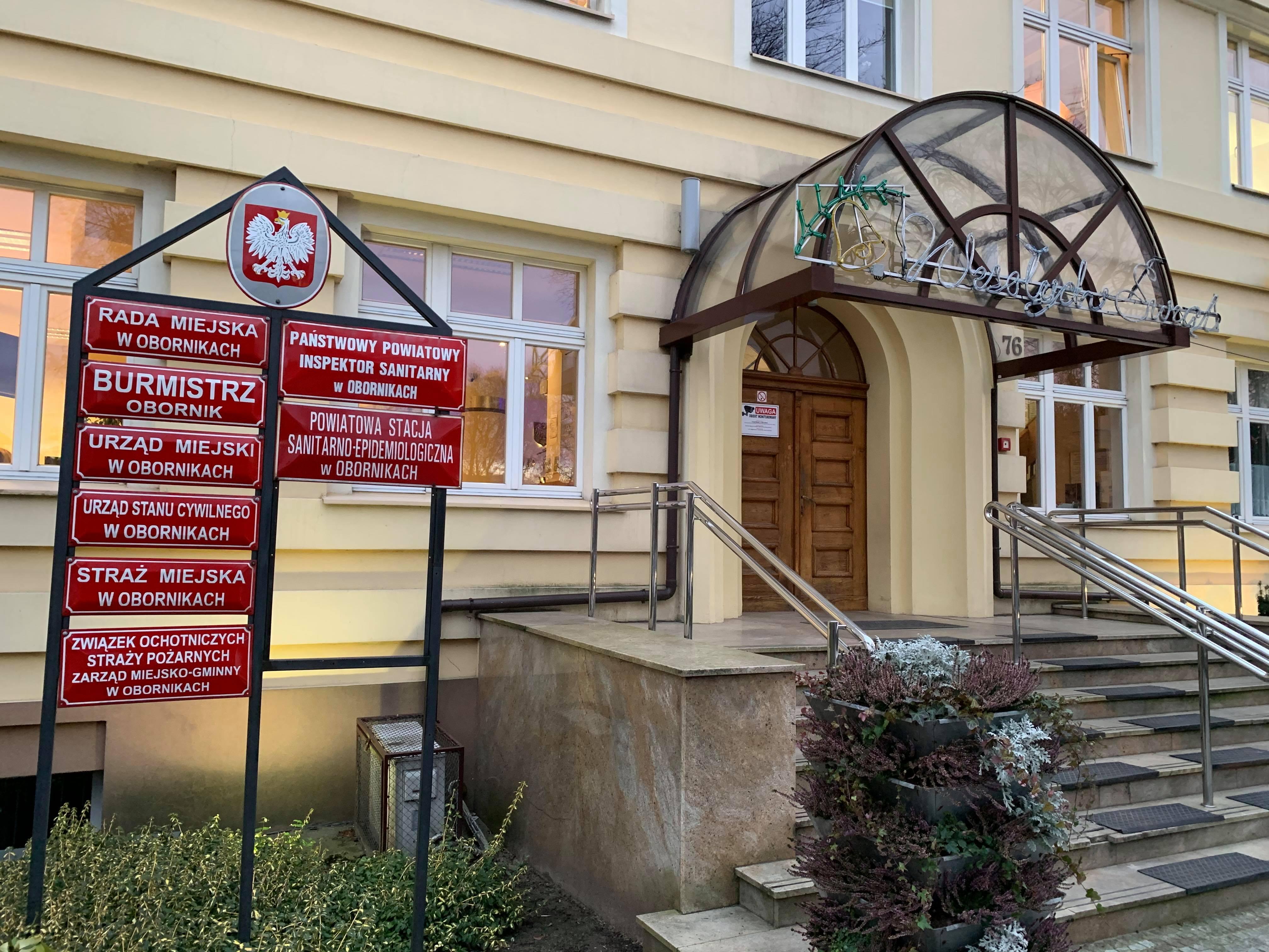 Urząd miasta w Obornikach Oborniki UM - Kacper Witt