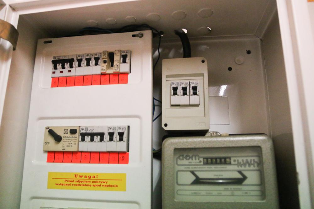licznik prądu prąd - Leon Bielewicz