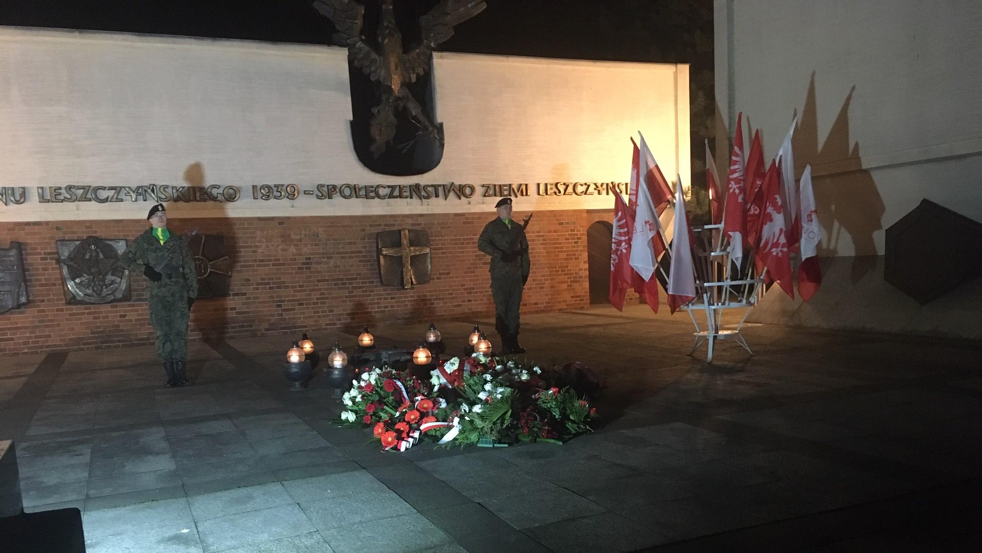 100 lecie powrotu Leszna do Macierzy  - Jacek Marciniak