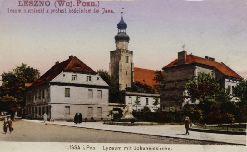 Leszno na fotografiach - Archiwum Państwowe w Lesznie - Archiwum Państwowe w Lesznie