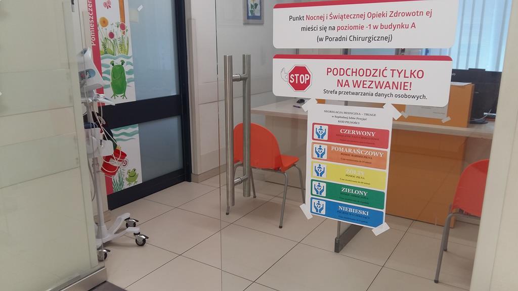 system kolorów szpital krysiewicza - Magdalena Konieczna