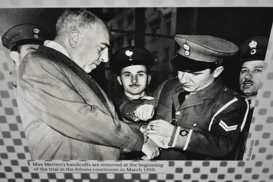 Rosenberg - Federalne Ministerstwo Sprawiedliwości Niemiec w cieniu narodowosocjalistycznej przeszłości - Wojtek Wardejn
