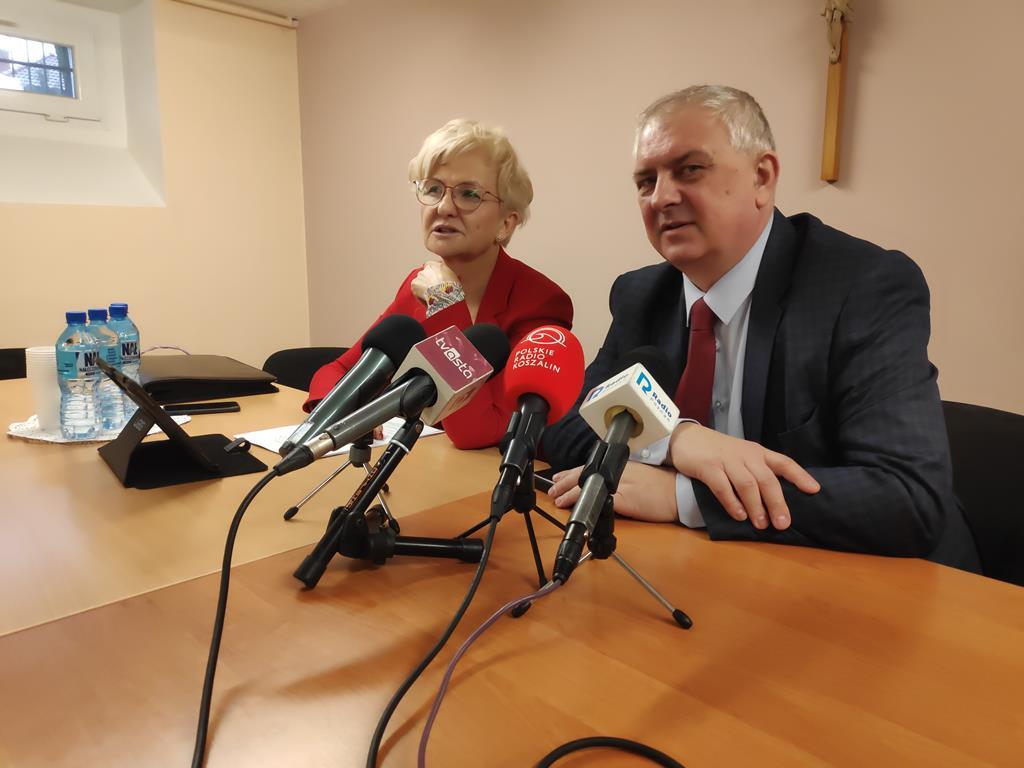 Wiceminister Rodziny Iwona Michałek - Przemysław Stochaj