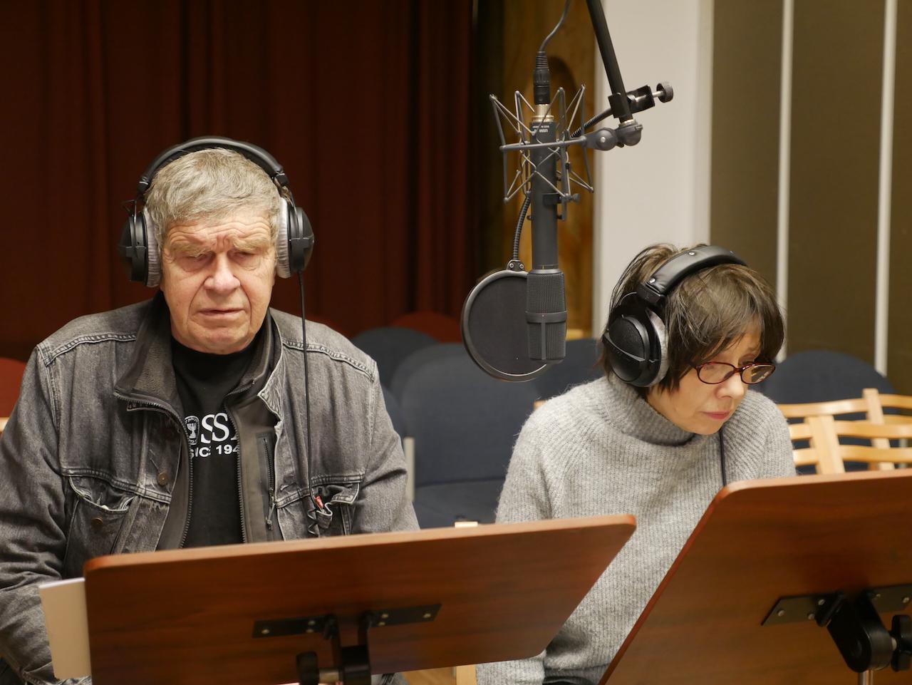 słuchowisko siostra michaela rak - Kacper Witt - Radio Poznań