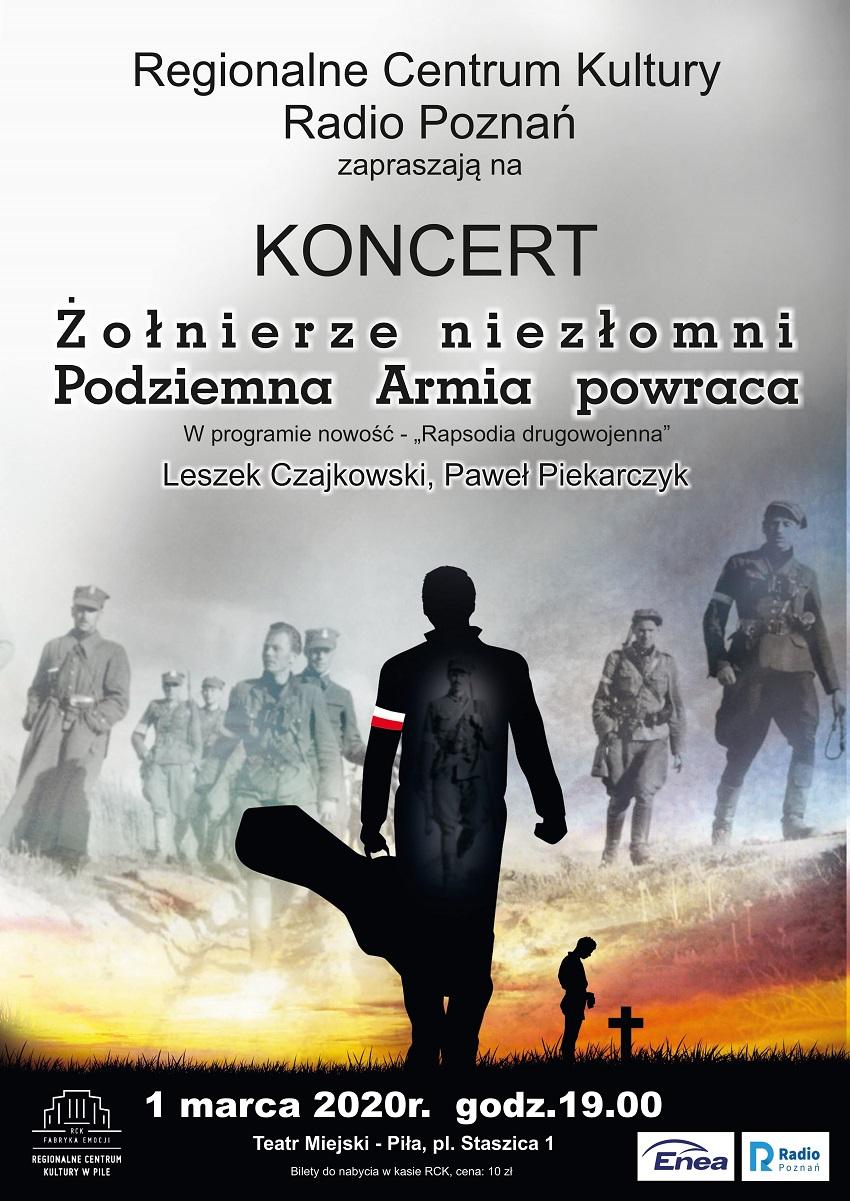 Żołnierze niezłomni - Materiały prasowe