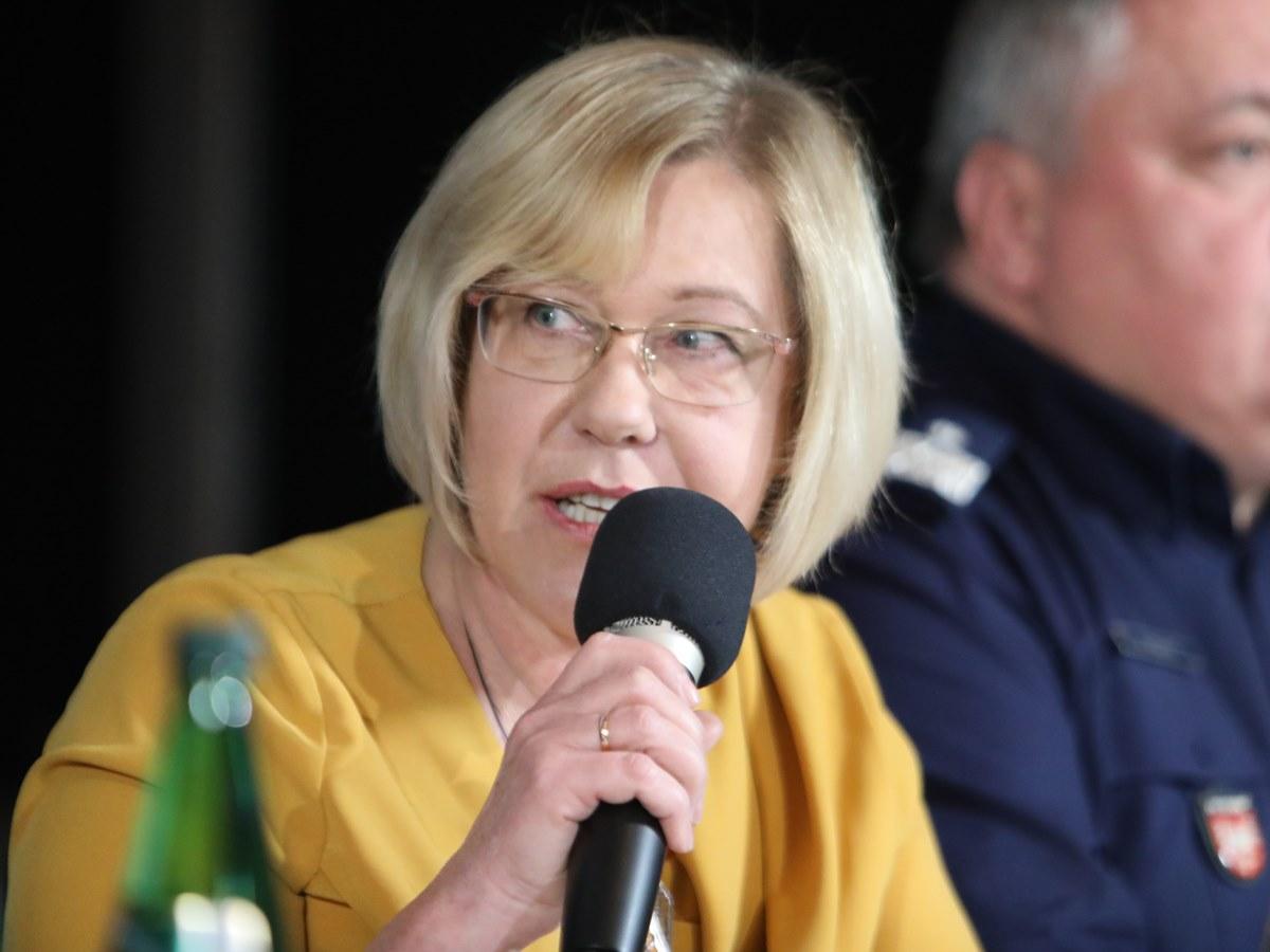 Barbara Nowak Małopolski Kurator Oświaty - Barbara Nowak Małopolski Kurator Oświaty