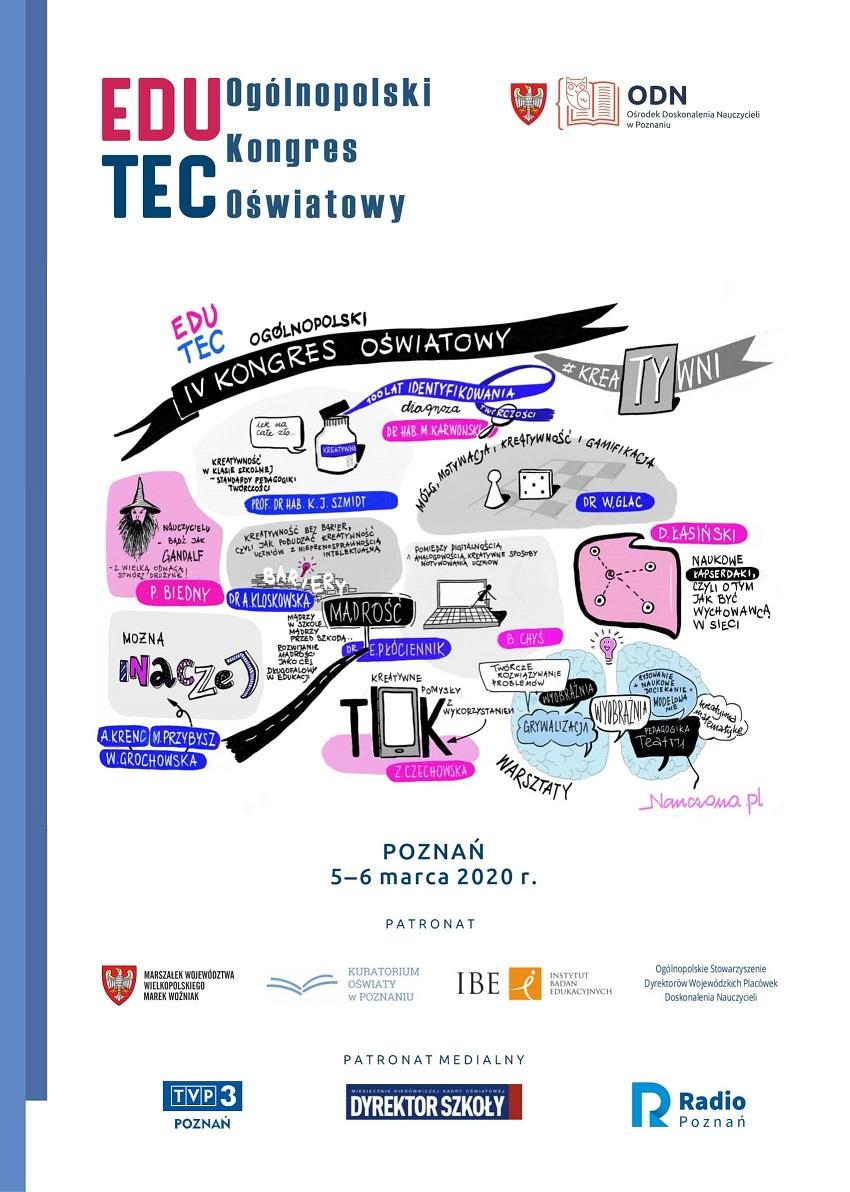 broszura kongres edutec_2020 - Materiały prasowe