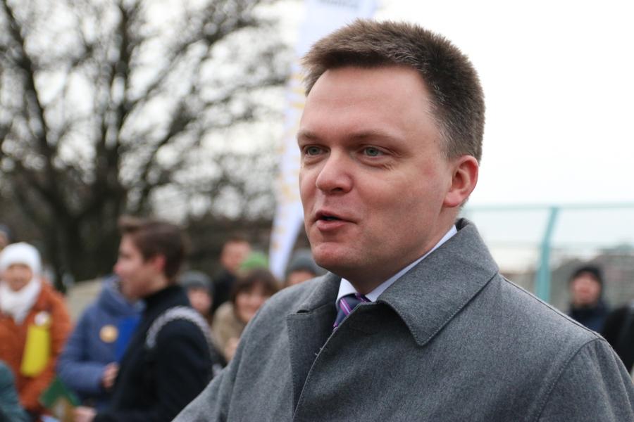 Szymon Hołownia  - Leon Bielewicz