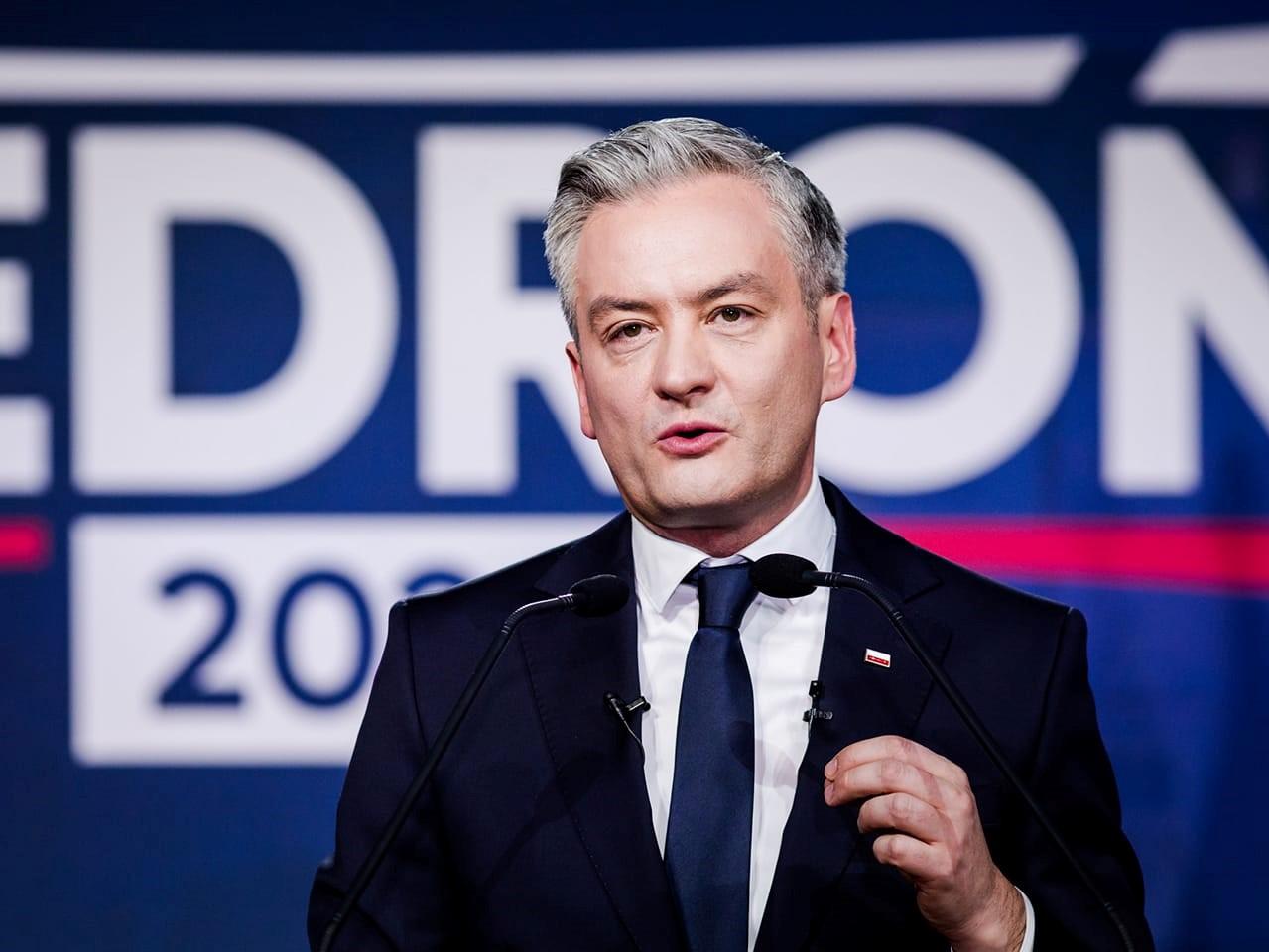 Robert Biedroń - FB: Robert Biedroń