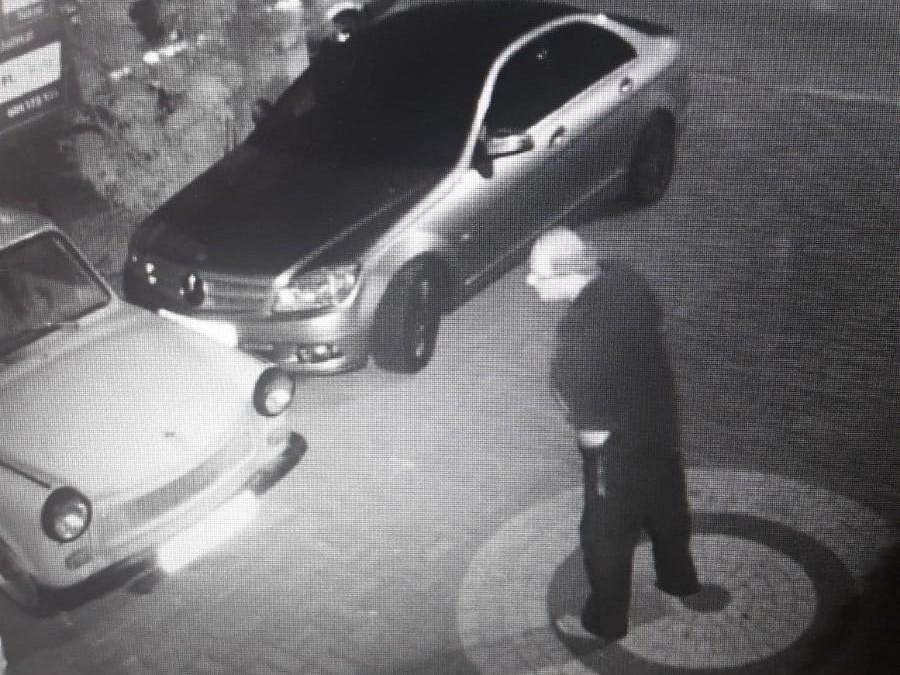 złodziej kradzież zakrzewo - KPP Złotów