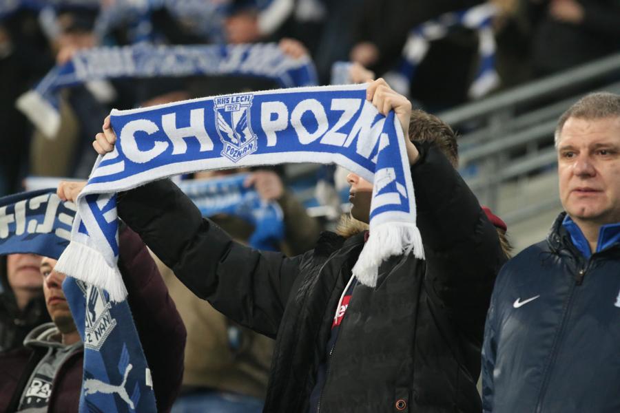 Lech Poznań górnik zabrze - Leon Bielewicz