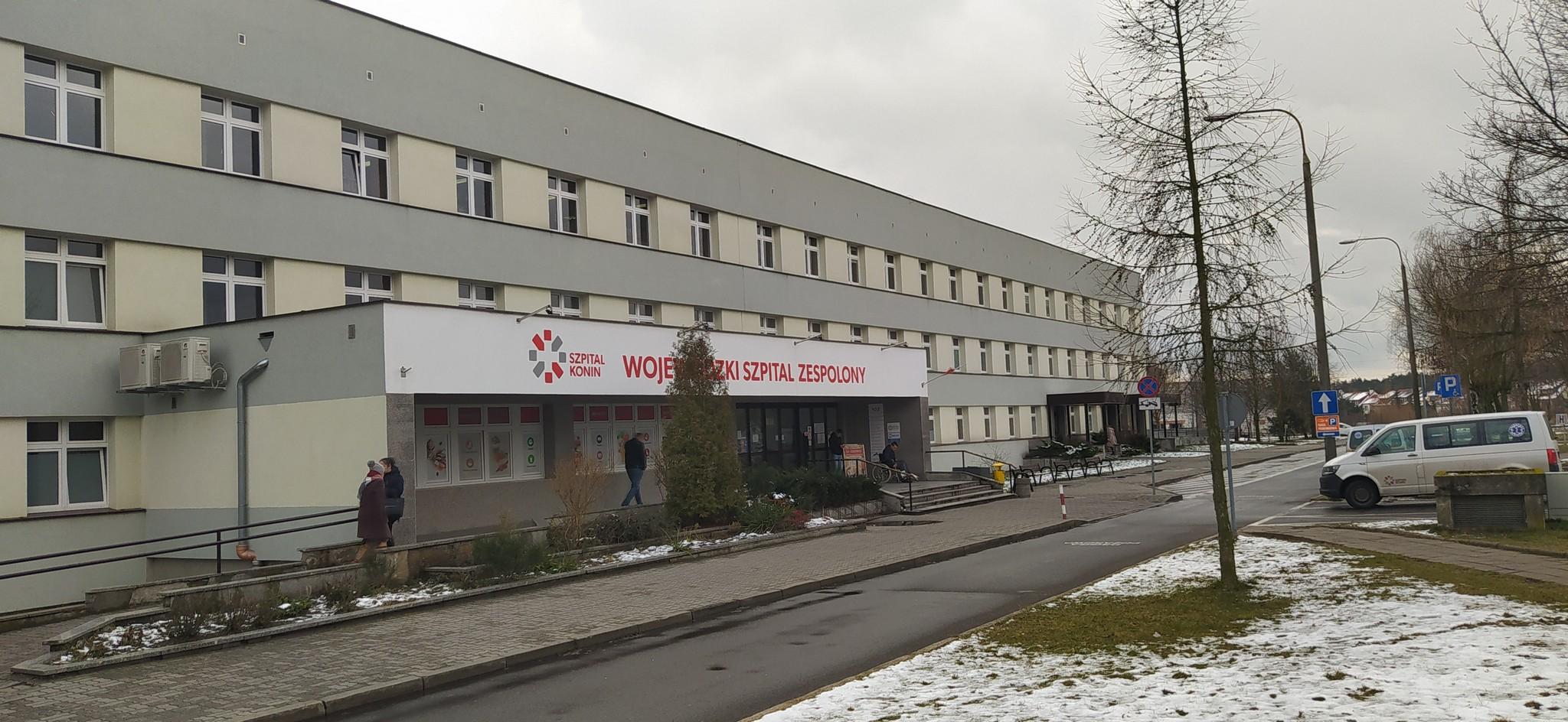 Szpital Konin - Sławomir Zasadzki