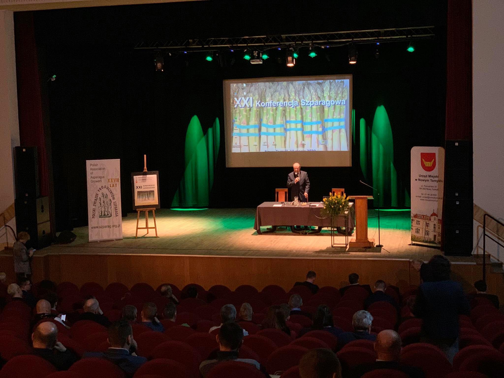 XI Konferencja Szparagowa - Kacper Witt