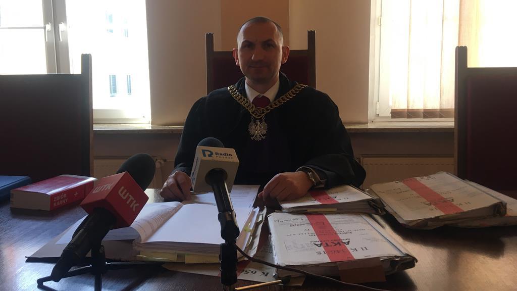 sąd Środa Wlkp. spr. porzuconej z wylewem Ukrainki  - Rafał Regulski
