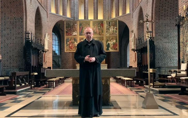 Gądecki przesłanie katedra
