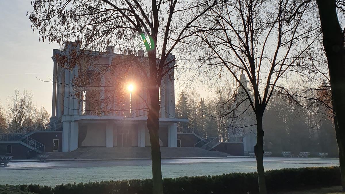 licheń dzwonnica - BPSM w Licheniu Starym