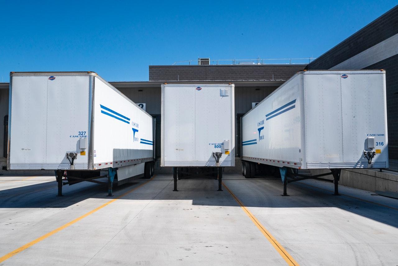 tir logistyka przewóz transport kontener - Pexels