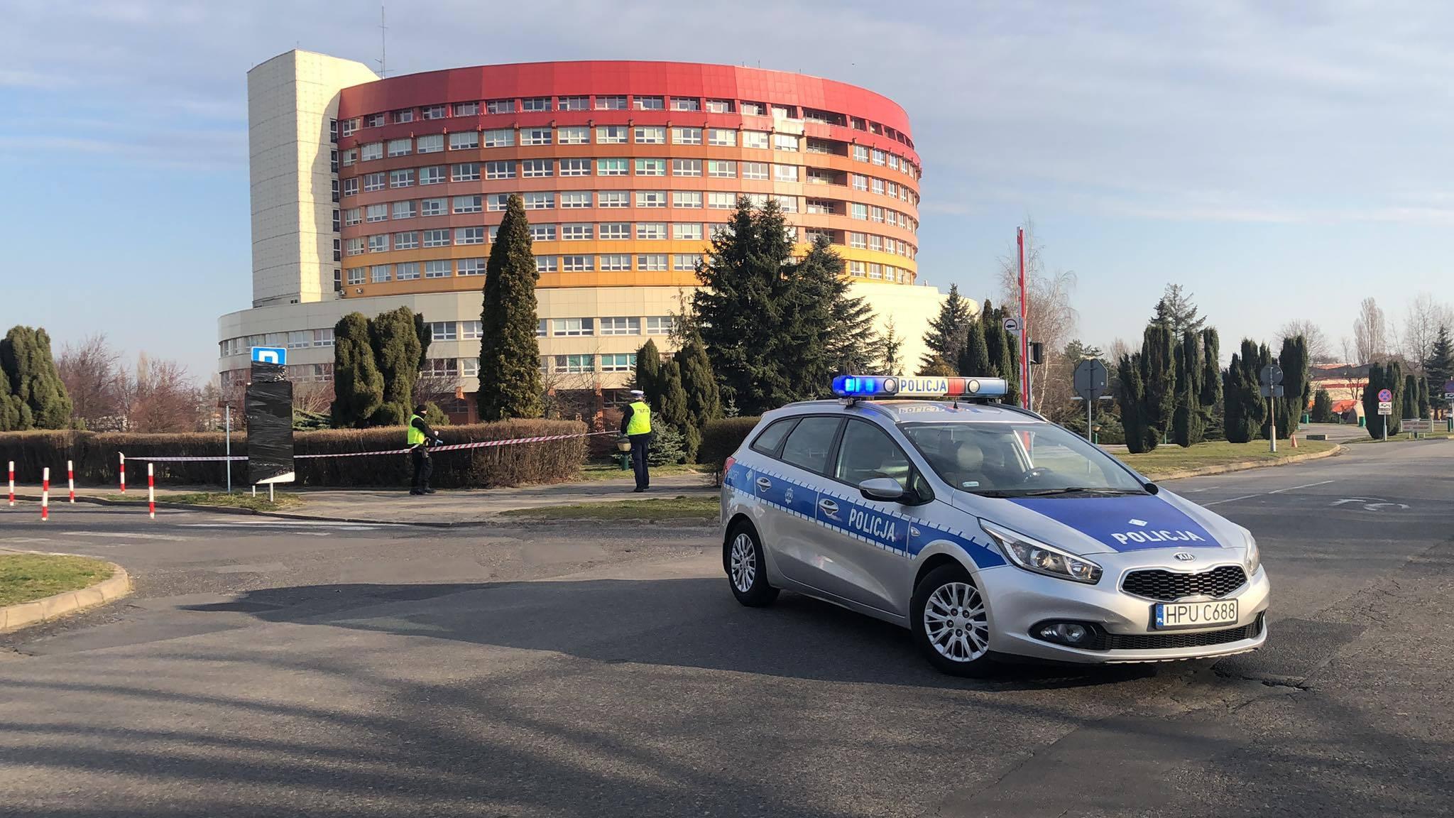 szpital kalisz zamknięty  - Danuta Synkiewicz