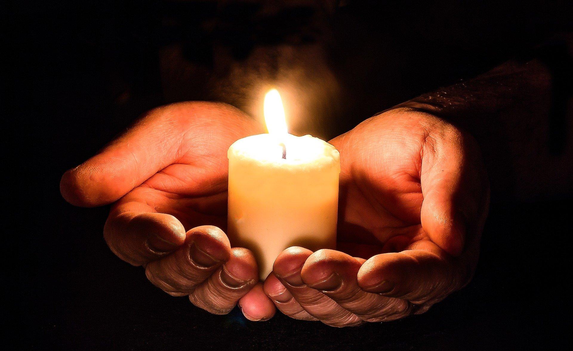 świeca świeczka - Pixabay