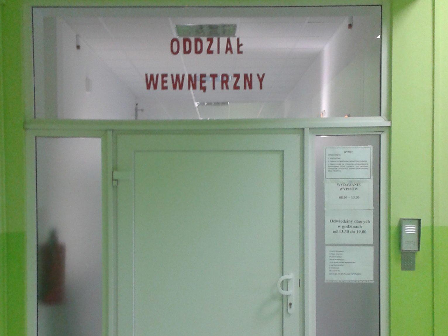 Szpital Gostyń - Szpital Gostyń