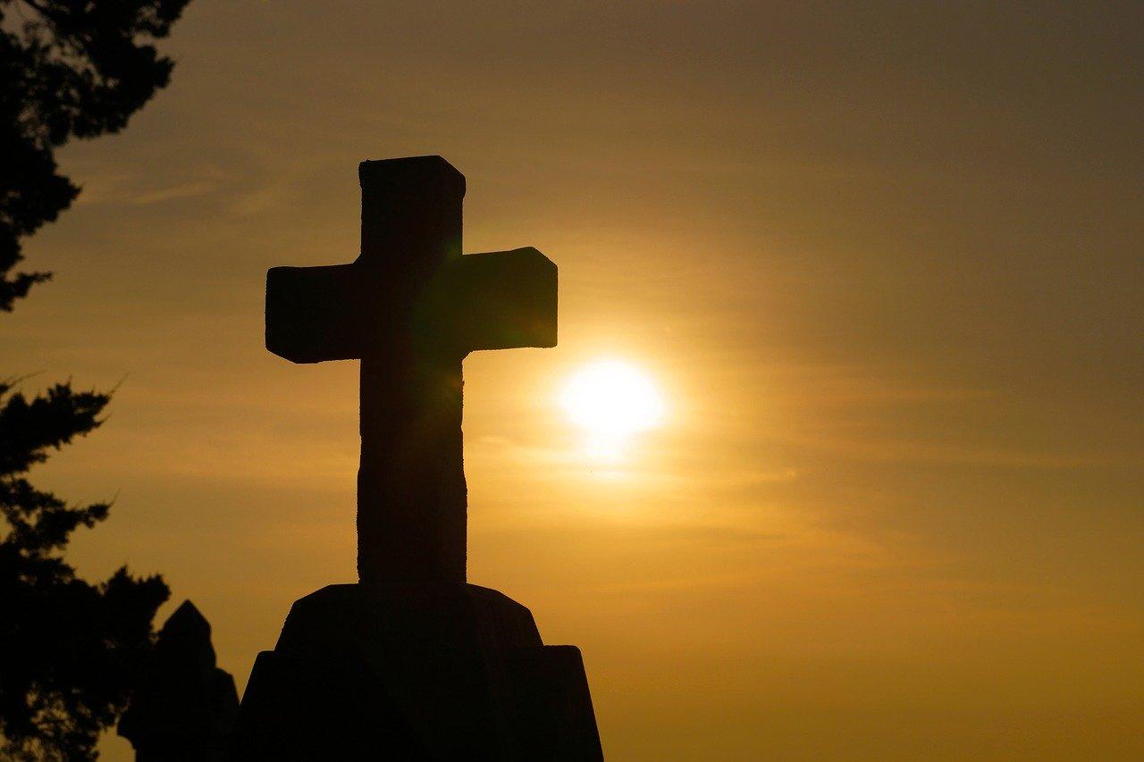 krzyż Bóg religia stock - Pixabay
