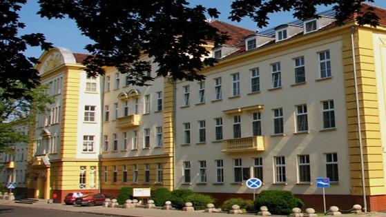 Szpital Powiatowy w Rawiczu - Szpital Powiatowy w Rawiczu