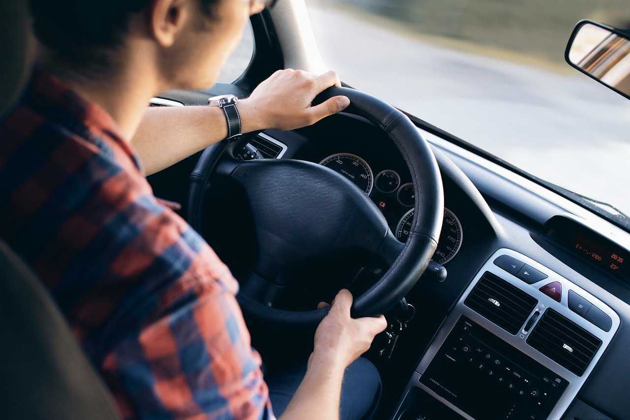droga kierowca stock - Pixabay