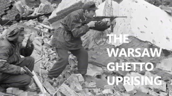 izrael pomyłka powstanie warszawskie - TT: Israel