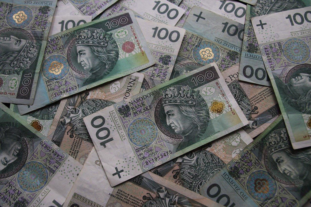 pieniądze kasa  - Pixabay