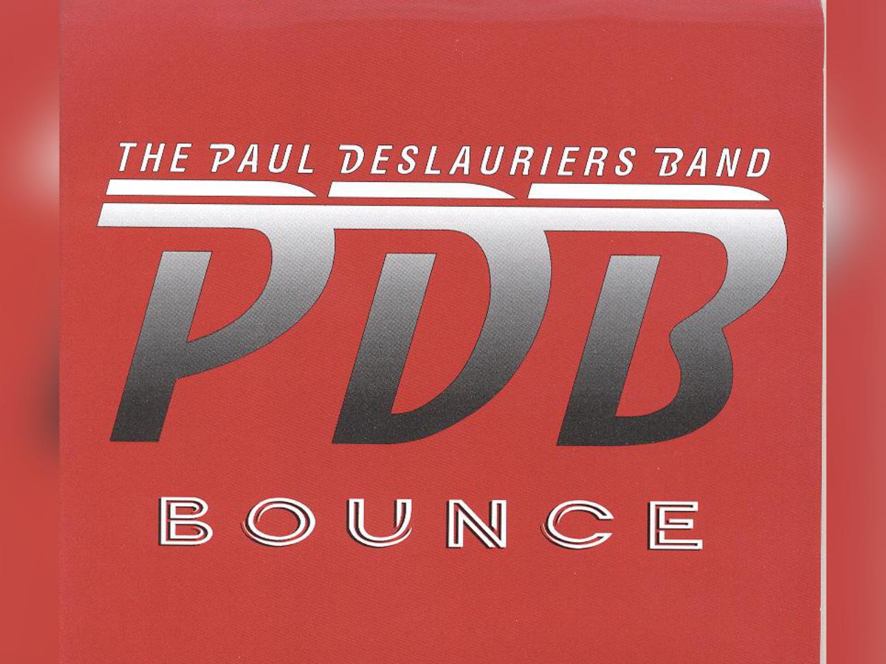 THE PAUL DESLAURIERS BAND – Bounce [RECENZJA] - Okładka