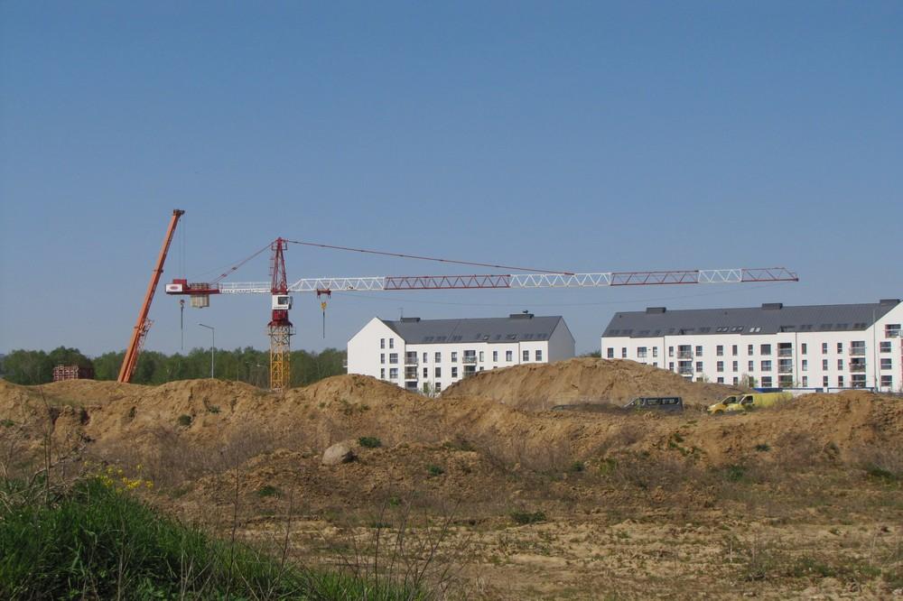 budowanie budowa gospodarka  - Leon Bielewicz