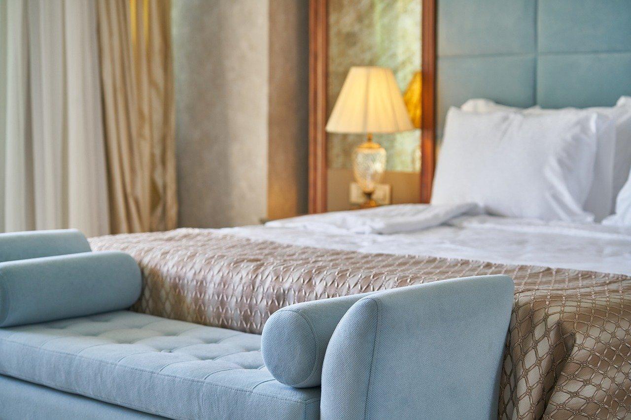 hotel pokój - Pixabay