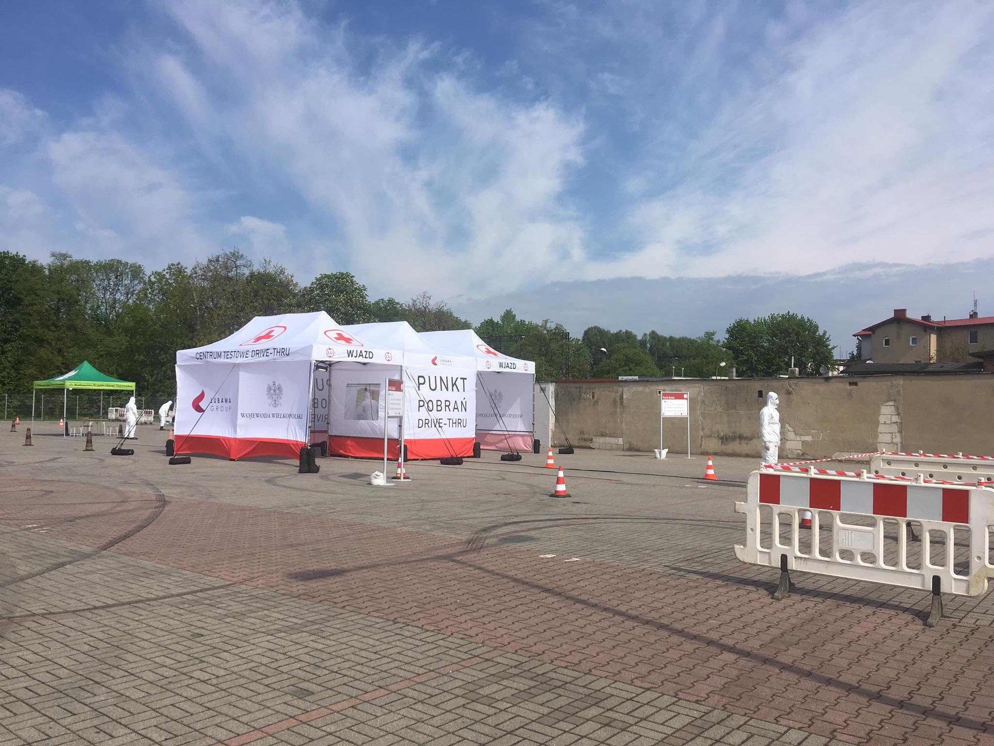 centrum testowania drive thru krotoszyn - Danuta Synkiewicz